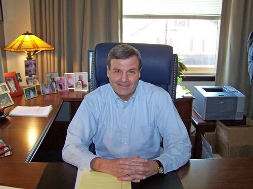 Mayor Ken Branner