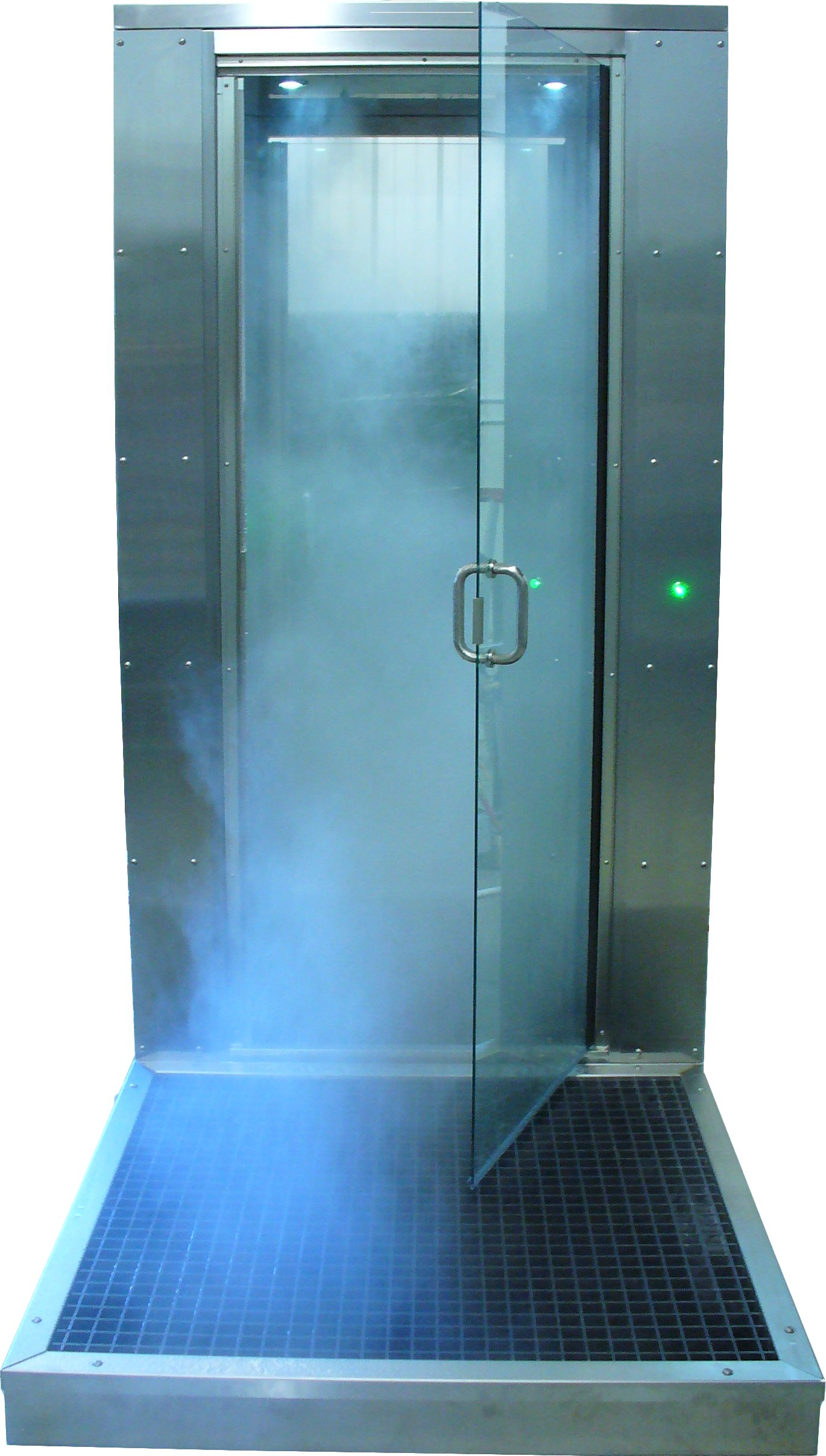 Misting Booth