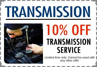 CTA Transmission Repair